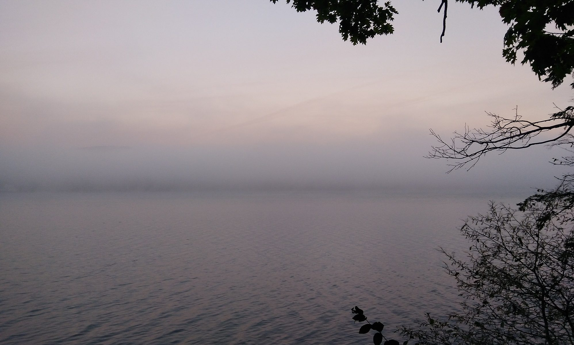 Lake Otsego at Dawn