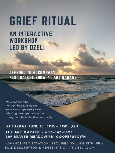 Grief Workshop Poster